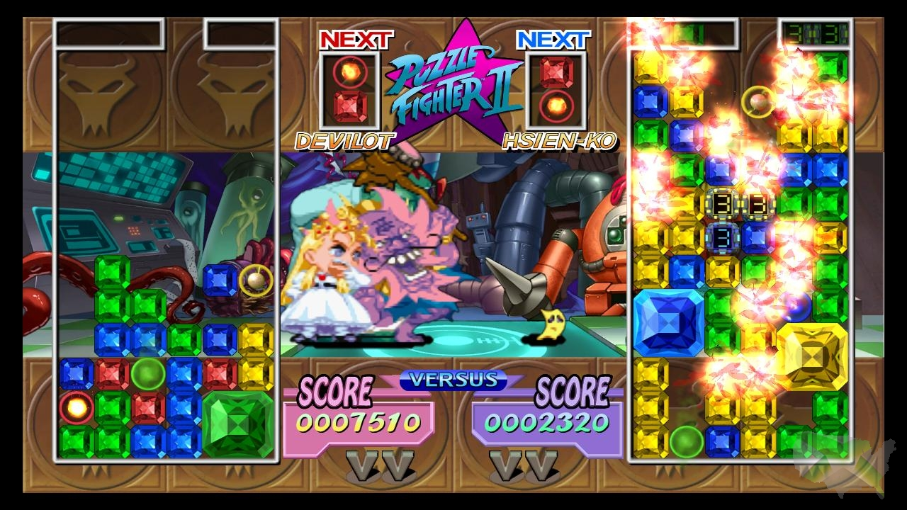 Super puzzle fighter ii turbo hd remix on xbla this week xbox