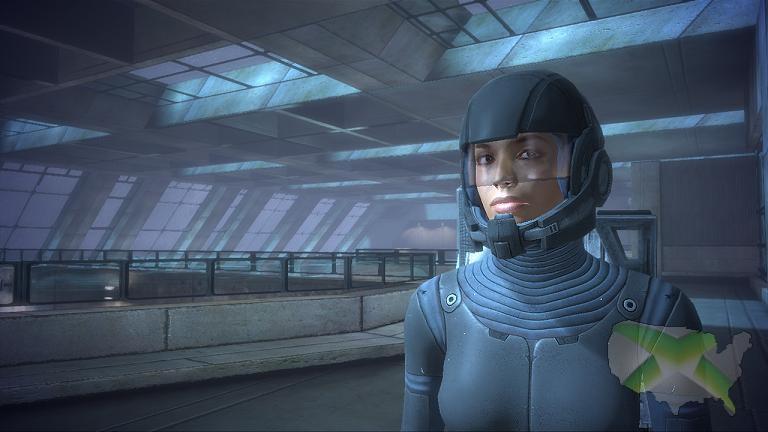 ashley williams mass effect 3. Preview: Meet Mass Effect#39;s