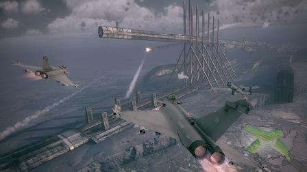 New Ace Combat 6 DLC - Xbox America