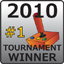 2010 Tournament Winner