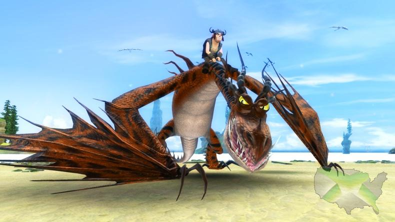How To Train Your Dragon Game Review  Xbox America