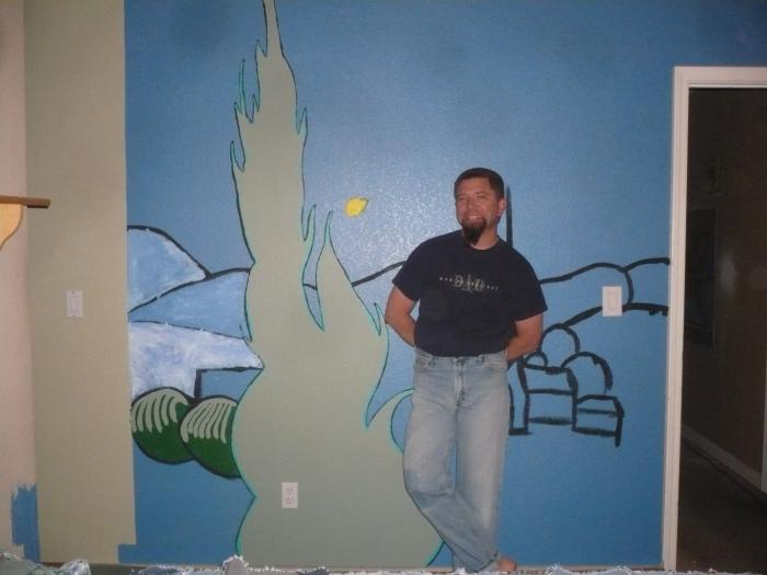 Mo the Surfer's photos - Wall Mural.JPG